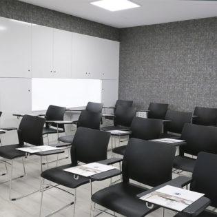 sala aula galeria web